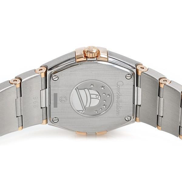オメガ OMEGA コンステレーション ブラッシュクォーツ 123.25.24.60.55.001 新品 レディース 腕時計