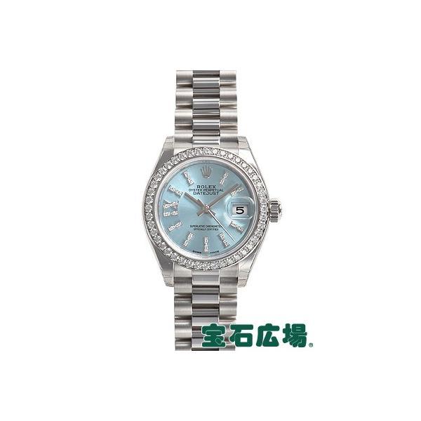 buy online 6060f d37fb ロレックス ROLEX レディ デイトジャスト 28 279136RBR 新品 ...