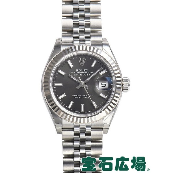 size 40 ef8d4 18427 ロレックス ROLEX レディ デイトジャスト 28 279174 新品 レディース 腕時計
