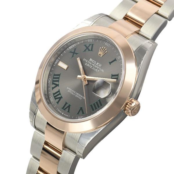 ロレックス ROLEX デイトジャスト41 126301 新品  メンズ 腕時計 houseki-h 02