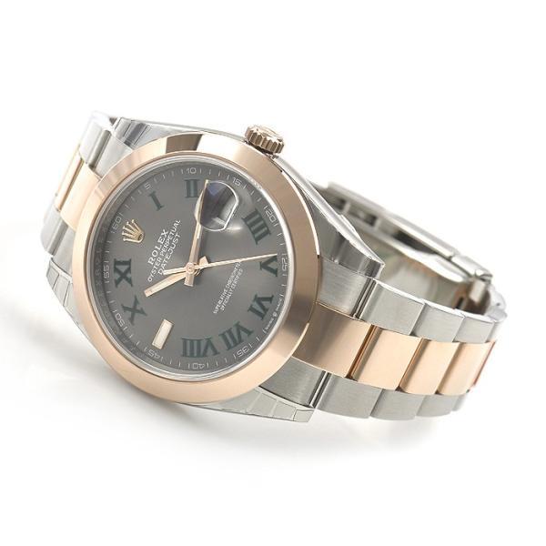 ロレックス ROLEX デイトジャスト41 126301 新品  メンズ 腕時計 houseki-h 03