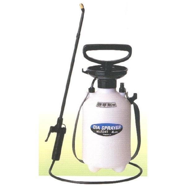 ダイヤスプレー全自動式噴霧器  除草剤用エンプラ製ノズル4L用 #8241