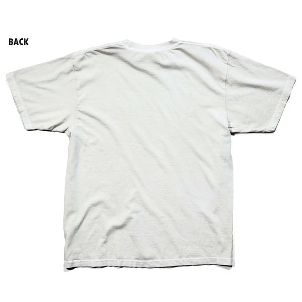 HOUSTON / ヒューストン 21812 PIGMENT TEE (AIR FORCE)/ ピグメント半袖Tシャツ(エアフォース) -全5色-|houston-1972|03
