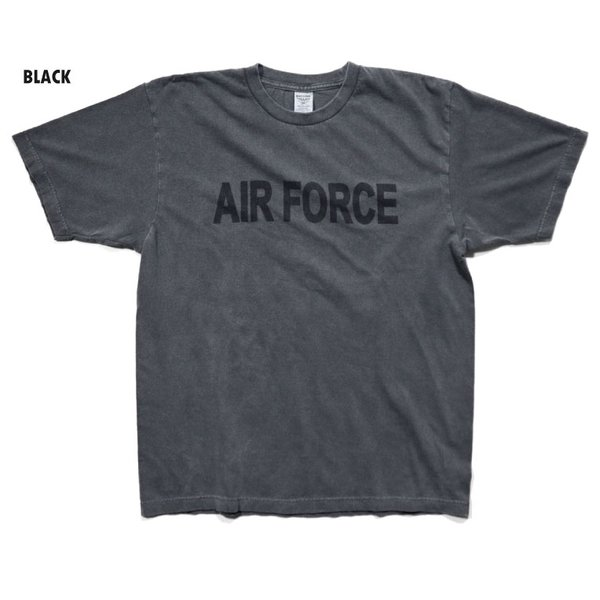 HOUSTON / ヒューストン 21812 PIGMENT TEE (AIR FORCE)/ ピグメント半袖Tシャツ(エアフォース) -全5色-|houston-1972|05