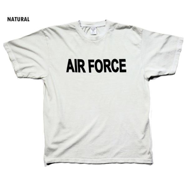 HOUSTON / ヒューストン 21812 PIGMENT TEE (AIR FORCE)/ ピグメント半袖Tシャツ(エアフォース) -全5色-|houston-1972|06