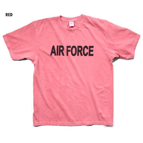 HOUSTON / ヒューストン 21812 PIGMENT TEE (AIR FORCE)/ ピグメント半袖Tシャツ(エアフォース) -全5色-|houston-1972|08