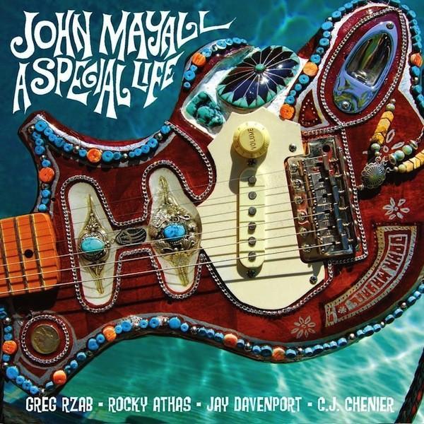 ジョン・メイオール John Mayall / ア・スペシャル・ライフ|hoyhoy-records