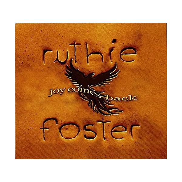 ルーシー・フォスター Ruthie Foster / ジョイ・カムズ・バック|hoyhoy-records