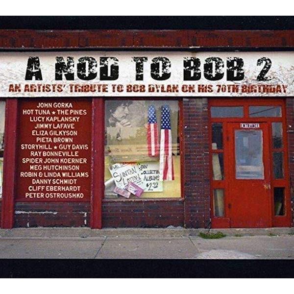 V.A. / A Nod To Bob 2 - An Artists' Tribute To Bob Dylan On His 70th Birthday hoyhoy-records