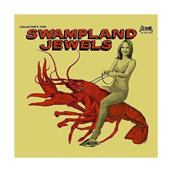 V.A. / スワンプランド・ジュエルズ Swampland Jewels|hoyhoy-records