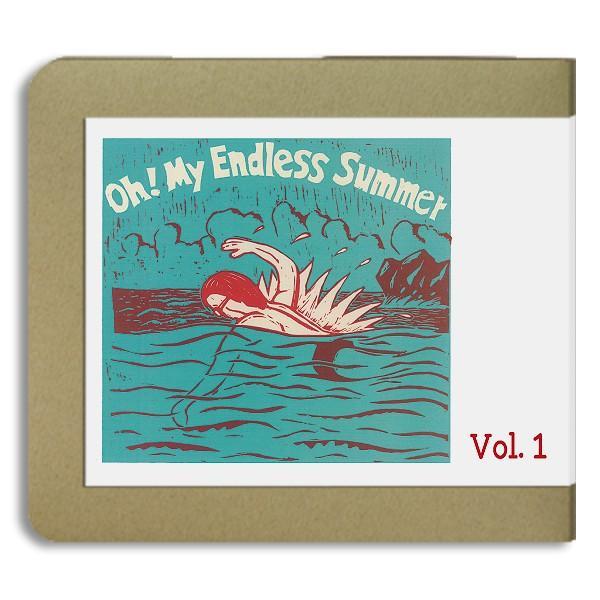 金森幸介 and the Mellow / Oh! My Endless Summer Series-Vol.1 1985年のLove&Peace ホイホイレコードだけ販売:男性SSW|hoyhoy-records