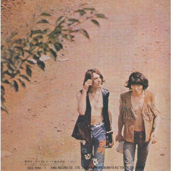 【稀少盤】V.A. / 自然と文化の48時間 '70年全日本フォークジャンボリー実況録音|hoyhoy-records|02