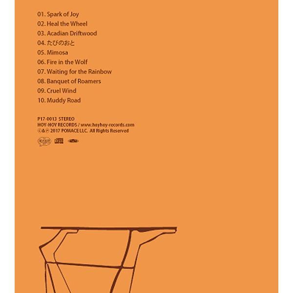 吉村瞳  小笠原友子 / ホイール・イン / ホイホイレコードだけ販売:女性スワンプ|hoyhoy-records|02