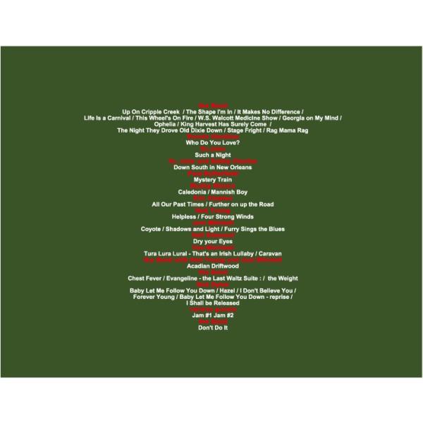 ラストワルツ Tシャツ|hoyhoy-records|04