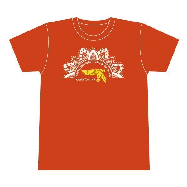 吉村瞳 summer tour 2015 Tシャツ|hoyhoy-records