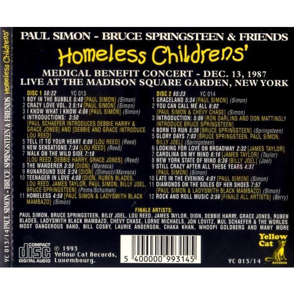 V.A. / ホームレス・チルドレンズ・メディカル・ベネフィット・コンサート2枚組|hoyhoy-records|02