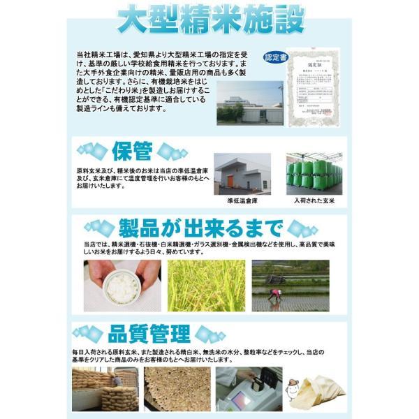新米 コシヒカリ 10kg 5kg×2袋 米 新潟県産 精白米 白米 29年産 送料無料|hseason|06