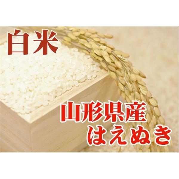 10kg はえぬき 山形県産 白米 精白米 特別栽培米 29年産 送料無料|hseason|02