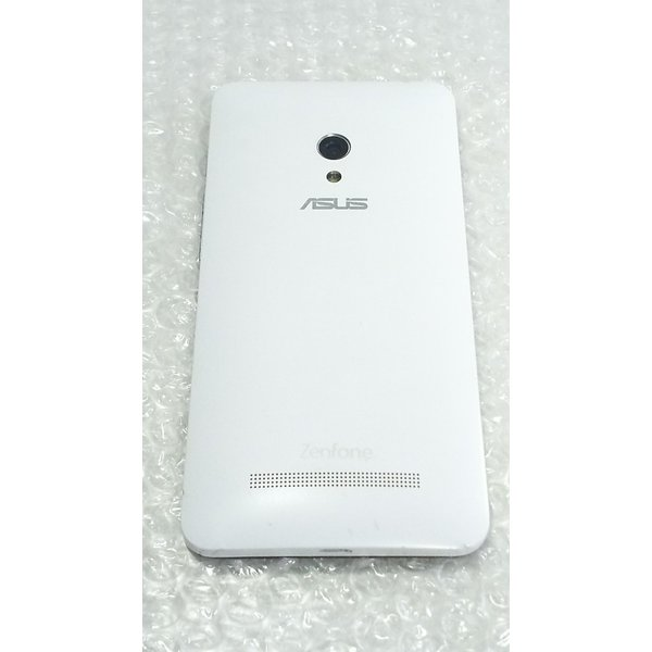 ASUS Zenfone5 TP00 ホワイト 本体 白ロム [ジャンク]|hsmtoys-p|02