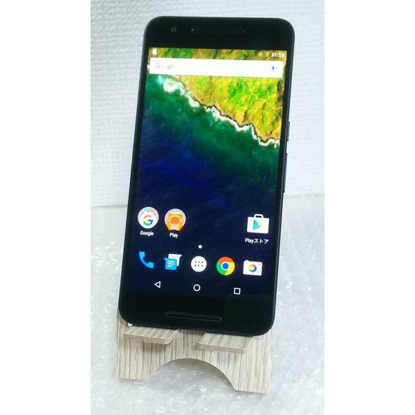 Nexus 6P 32GB グラファイト SoftBankの画像