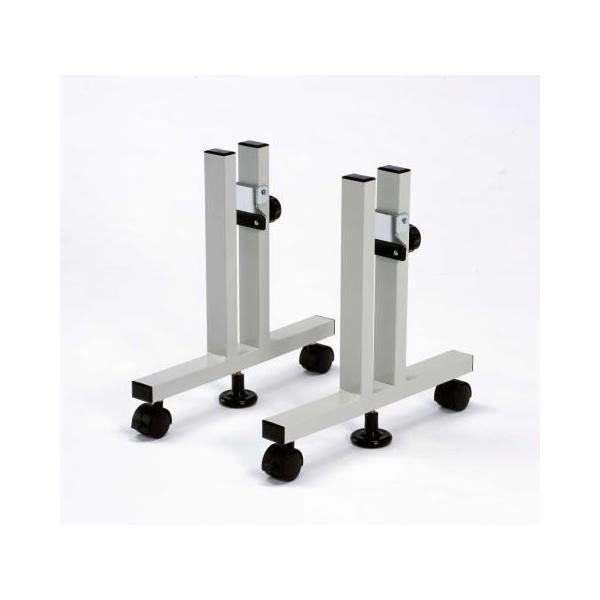道具整理有孔ボード (道具用有孔ツールハンガー)900×1500 キャスタータイプ 有孔用フック20本付属。(平野システム作業台)『予約』|hss-products|02