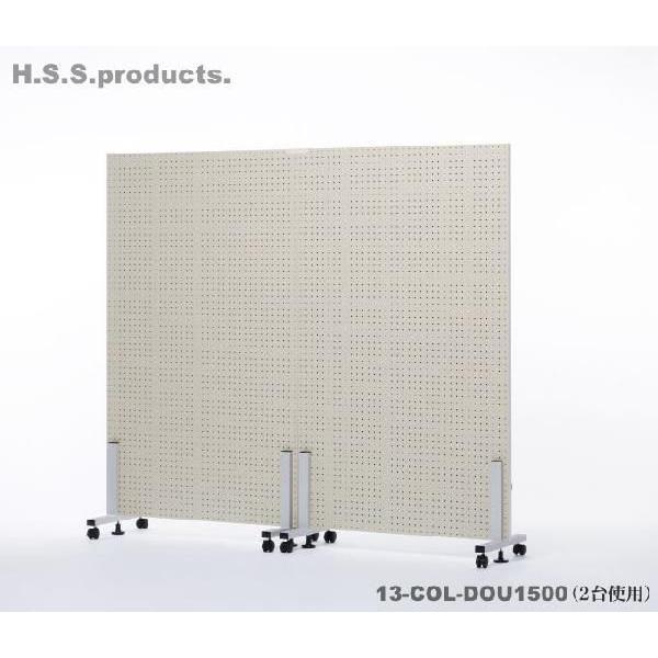 道具整理有孔ボード (道具用有孔ツールハンガー)900×1500 キャスタータイプ 有孔用フック20本付属。(平野システム作業台)『予約』|hss-products|05