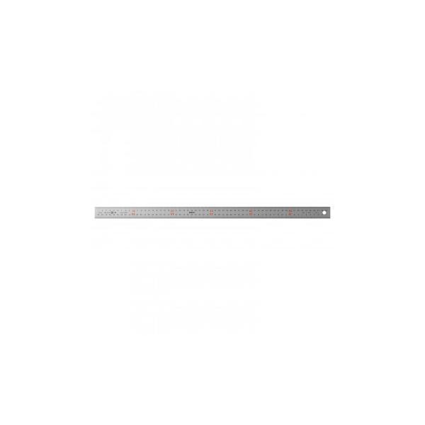 (送料無料)ステンレス・アルミ定規 ユニオン直尺 60cm 1-831-0060