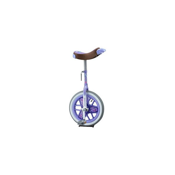 (送料無料)一輪車 スケアクロー ラベンダー SCW14LV
