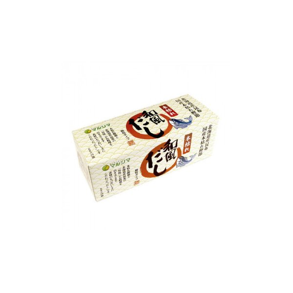 (送料無料・代引&同梱不可)マルシマ 本枯れ和風だし 顆粒タイプ(8g×24袋) 2箱セット 2007