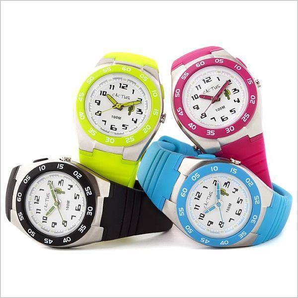 カクタス 腕時計 CACTUS 時計 CAC-75-M55 男の子 キッズ 子供用