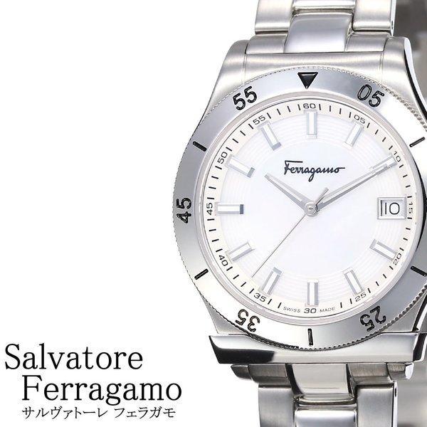 サルバトーレフェラガモ腕時計 SalvatoreFerragamo時計 Salvatore Ferragamo 腕時計 サルバトーレ フェラガモ 時計 レディース シルバー FH0020017