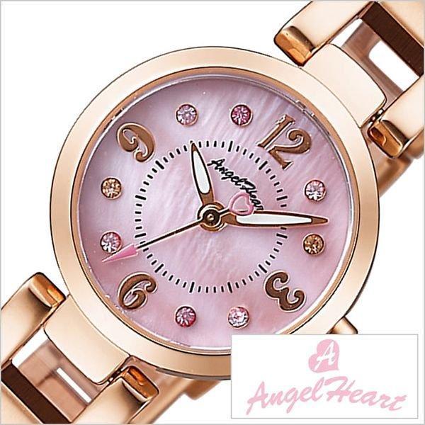 エンジェル ハート 腕時計 Angel Heart 時計 ラブタイム LV23PGA レディース
