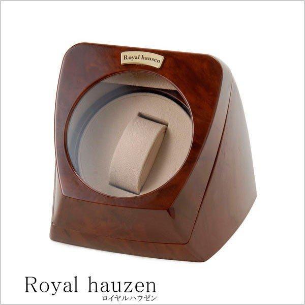 ロイヤルハウゼン 腕時計 Royal hausen 時計 ワインディングマシーン RH002 メンズ レディース ユニセックス 男女兼用