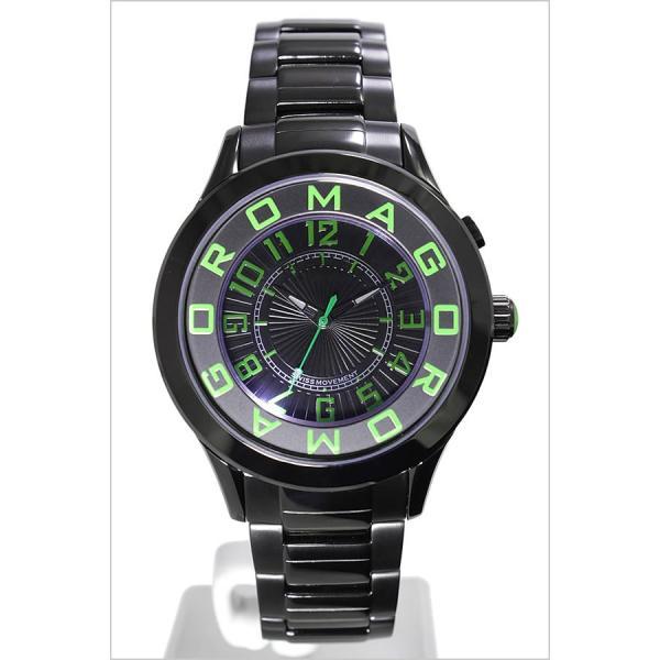 ロマゴ デザイン 腕時計 ROMAGO DESIGN 時計 アトラクション RM015-0162SS-LUGR メンズ レディース