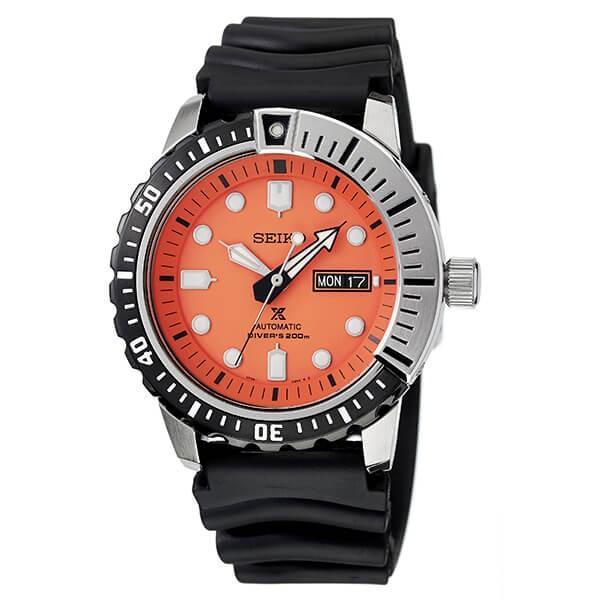セイコー 腕時計 SEIKO 時計 プロスペックス PROSPEX メンズ オレンジ SRP589K1