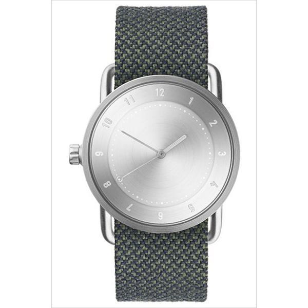 ティッド ウォッチズ 腕時計 TIDWatches 時計 クヴァドラ Kvadrat メンズ レディース 腕時計 シルバー TID02-SV36-PINE