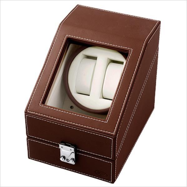 エスプリマ ワインディング マシーン 腕時計ケース Esprima Winding Machine ケース SP-43012LBR メンズ レディース ユニセックス 男女兼用