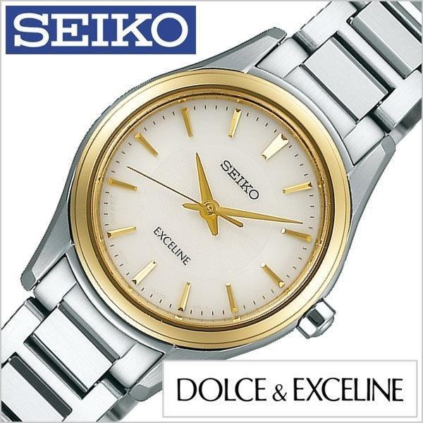 セイコー 腕時計 SEIKO 時計 ドルチェ&エクセリーヌ SWCQ094 レディース