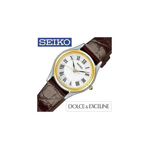 エクセリーヌ セイコー SEIKO 腕時計 EXCELINE レディース SWDL162 セール