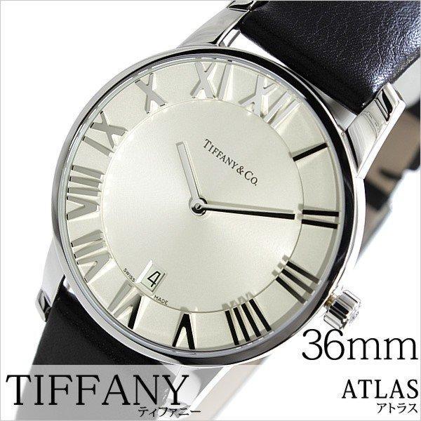 ティファニー 腕時計 Tiffany & Co. 時計 アトラス Z1800-11-10A21A52A メンズ
