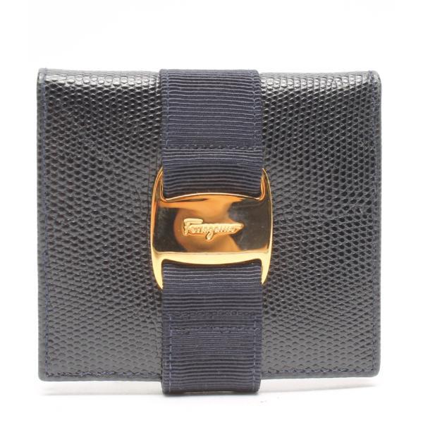 cabbd27223a9 サルバトーレフェラガモ 財布 ヴァラ Salvatore Ferragamo レディース ...