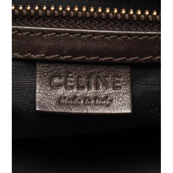 セリーヌ レザートートバッグ 2way CELINE ユニセックス