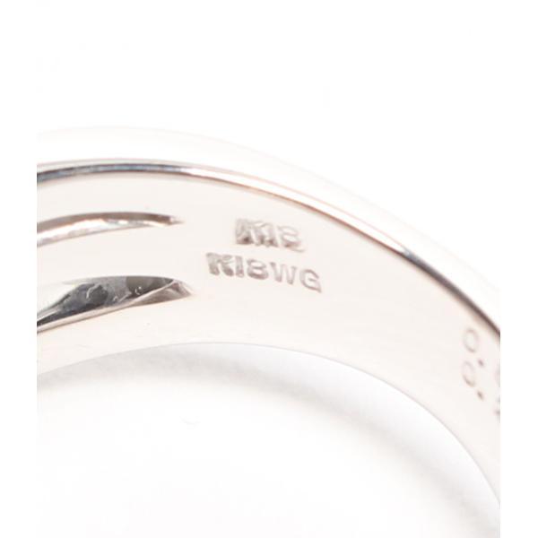 美品 ポンテヴェキオ SIZE 9号 (リング) ダイヤ 0.90ct リング K18 PONTE VECCHIO レディース  中古
