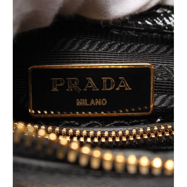 美品 プラダ ショルダーバッグ プロムナードバッグ PRADA その他 BL0838 PRADA レディース  中古