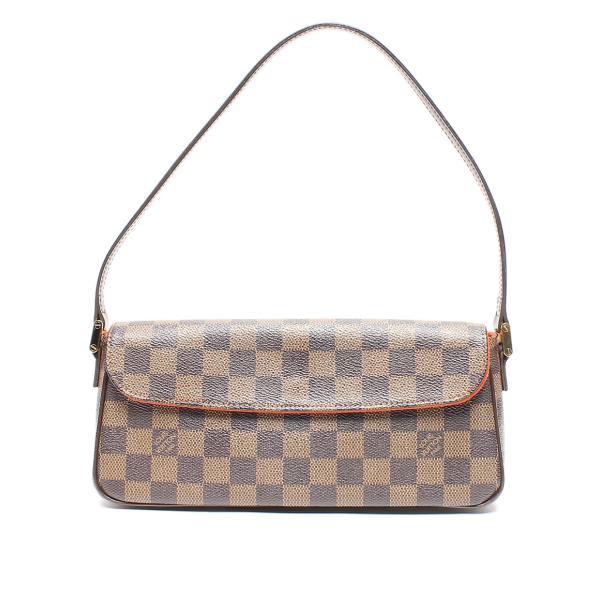 美品 ルイヴィトン レコレ−タ ダミエ N51299 レディース Louis Vuitton 中古
