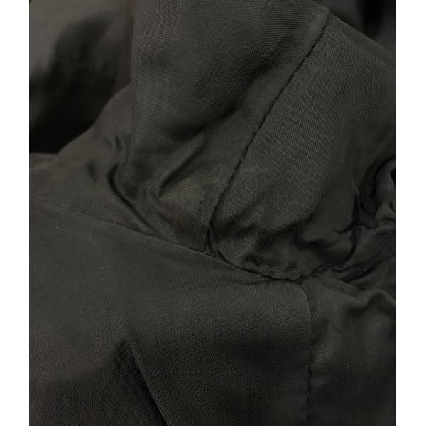 ヨウジヤマモト バックカッティング ジップアップ レザージャケット FT-J23-758 レディース SIZE 2 (M) YOHJI YAMAMOTO 中古 hugall 05