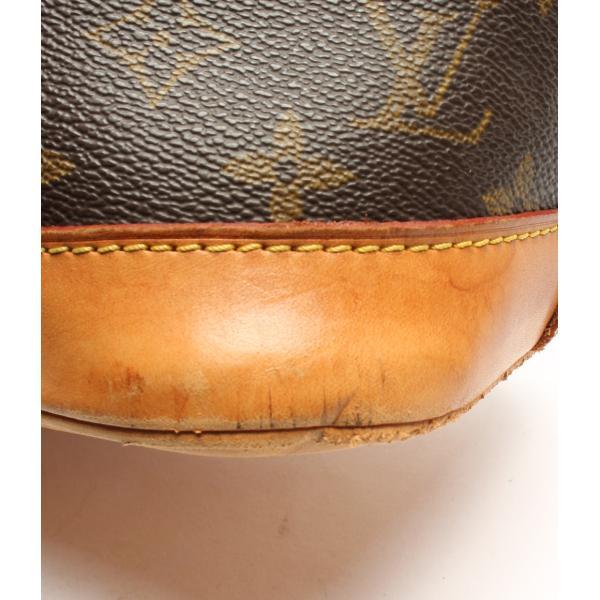 ルイヴィトン アルマPM ハンドバッグ  モノグラム M53151 レディース Louis Vuitton