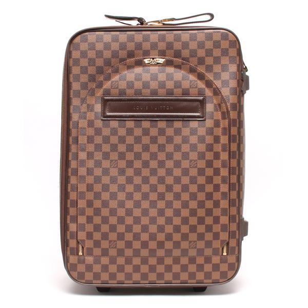 ルイヴィトン キャリーバッグ ペガス55 ダミエ N23294 Louis Vuitton ユニセックス