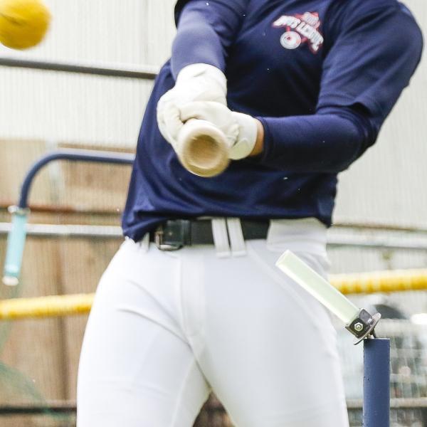 野球 バッティングティー スタンド 硬式 軟式 ソフトボール ホームランバッターを育てるティーバッティング(ティースタンド)『サクゴエ PUT式(ver.7)』 hung 11