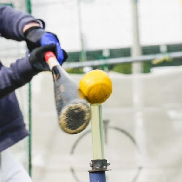 野球 バッティングティー スタンド 硬式 軟式 ソフトボール ホームランバッターを育てるティーバッティング(ティースタンド)『サクゴエ PUT式(ver.7)』 hung 12